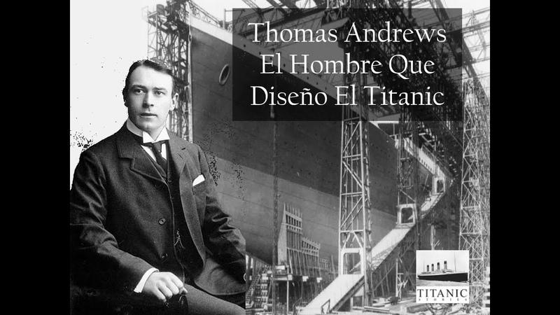 Thomas Andrews | El Hombre Que Diseñó El TITANIC (Clip 1) ✅