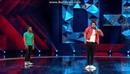 Raghav Juyal and Fik-Shun dance performance super .