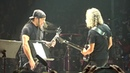 Metallica Rob and Kirk Bass and Guitar Solo 10-27-2018 Buffalo, NY