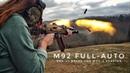 FullAuto M92 mag Dump