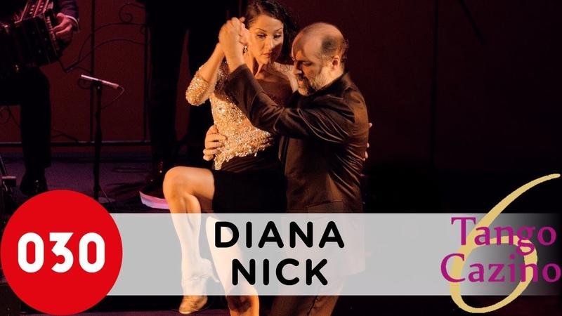 Nick Jones and Diana Cruz – Negracha by Solo Tango Orquesta