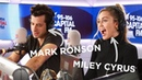 Miley Cyrus And Mark Ronson's Full Interview About Death Drops, G-A-Y 'NBLAH'