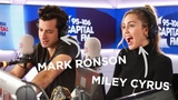 Miley Cyrus And Mark Ronson's Full Interview About Death Drops, G-A-Y &amp 'NBLAH'