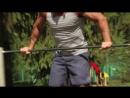 Лучшие упражнения на турнике от  Дениса Семенихина