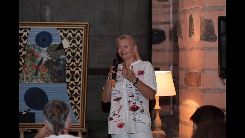LIVE   Гендиректор Національного заповідника Софія Київська Неля Куковальська   За чай.com - 2310