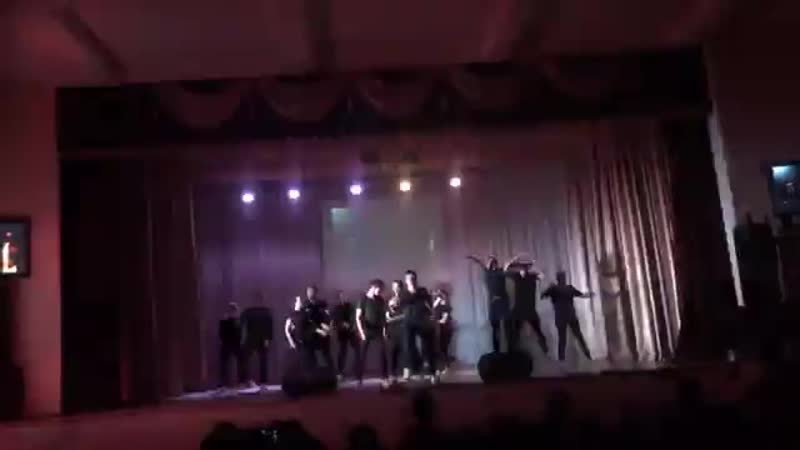 Танец фест осень 2018