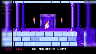 [Famiclone-50HZ]Prince Of Persia - Gameplay
