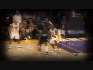 Kobe Bryant Lockdown Perimeter Defense