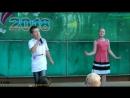 25 07 2018г 3 смена Дмитрий Зенько на фестивале искусств Гагаринские звездочки