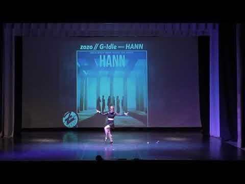 Zozo G-Idle — HANN (ZFest18)