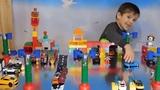 Обзор игрушек город из лего , рассказ почемучки