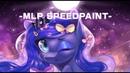 Princess Luna's gifts - [MLP SPEEDPAINT ]-