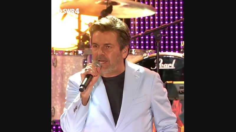 SWR4 Rheinland-Pfalz - Thomas Anders im Livestream - Brother Louie