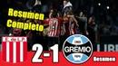 Estudiantes vs Gremio 2-1 Resumen Completo Copa Libertadores de America 2018 HD.