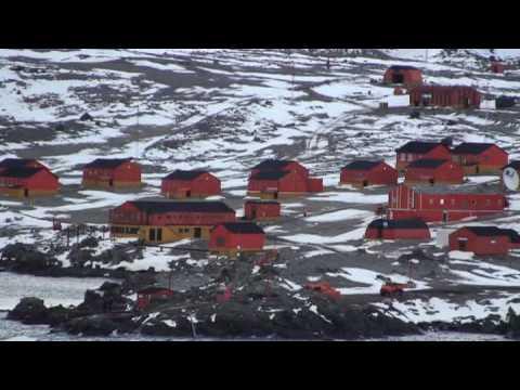 Antarctica Hope Bay Esperanza Station