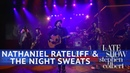 Nathaniel Rateliff The Night Sweats - Hey Mama (The Late Show with Stephen Colbert)