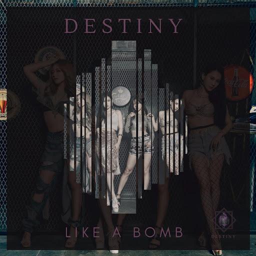 Destiny альбом Like a Bomb