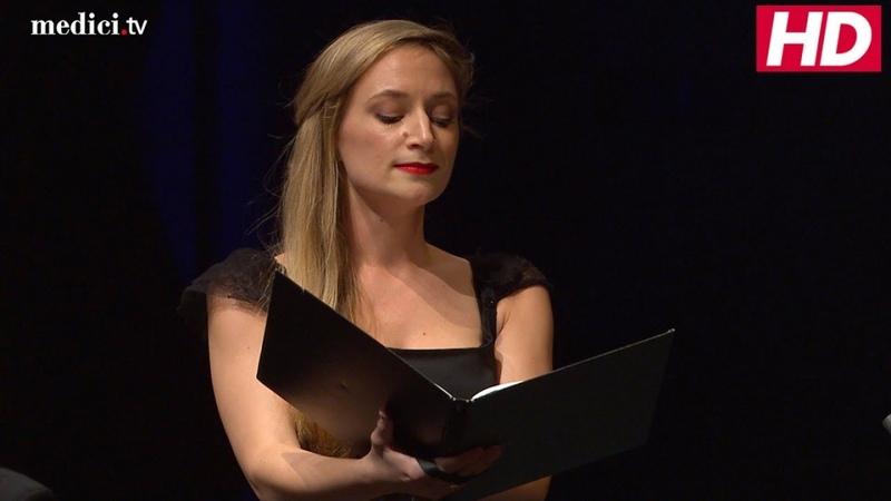 Raphaël Pichon with Sabine Devieilhe - Cantata BWV 51, Jauchzet Gott in alle Landen