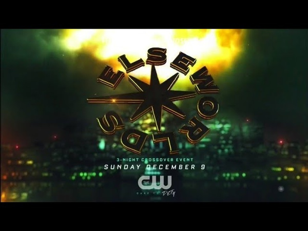 DCTV Elseworlds Crossover Promo|Officia Teaser Trailer|The Flash, Supergirl, and Arrow