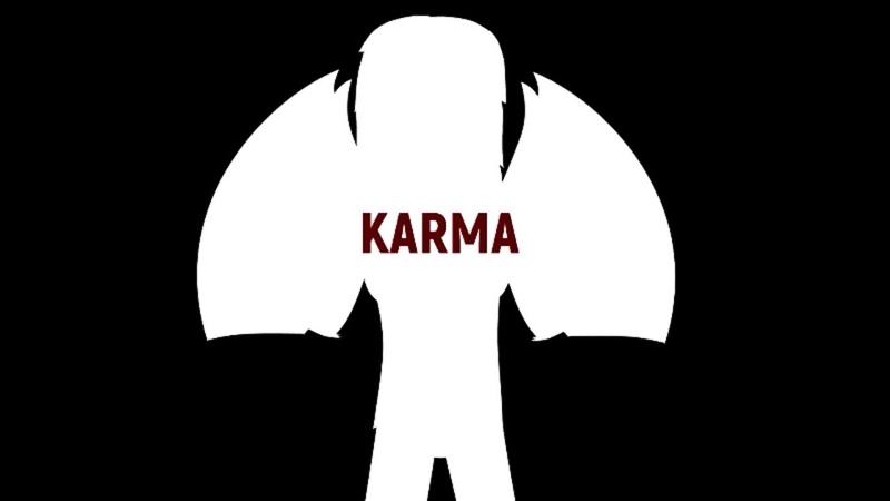 Karma meme