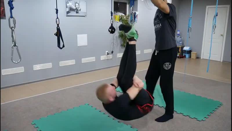 Тренировка Альфа Гравити