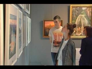 Выставка «Живопись, графика и скульптура» Евгения Гиевого