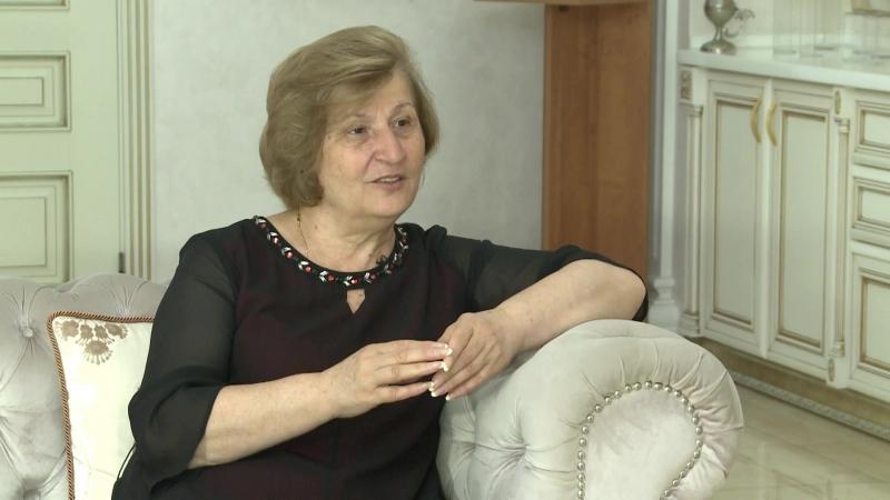 Поговорим с Изольдой Гогичаевой