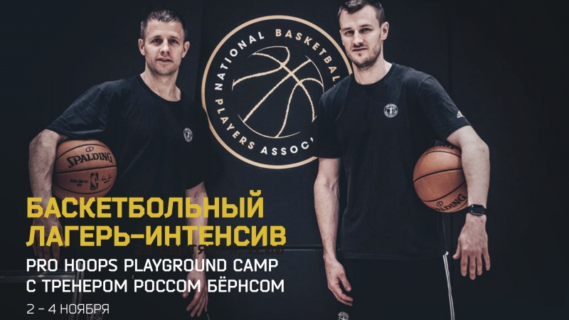 PRO HOOPS x PLAYGROUND CAMP
