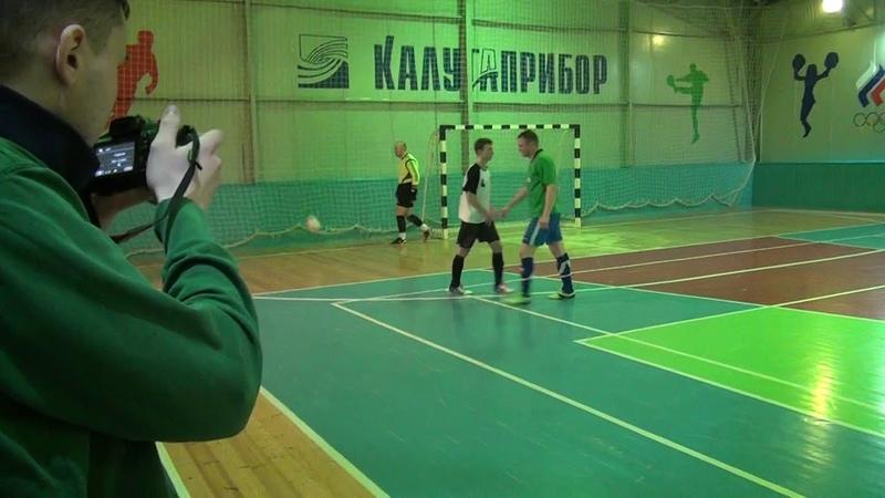 ФК «УВЦ МГТУ» - ФК «Сириус» - 2 тайм