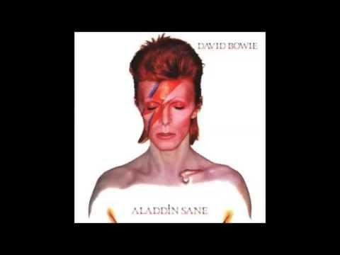 David Bowie Alladin Sane