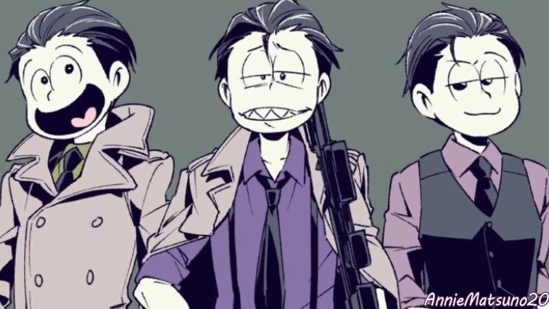 【Osomatsu-San】 Tribute