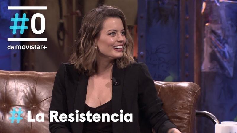 LA RESISTENCIA - Entrevista a Adriana Torrebejano | LaResistencia 08.10.2018