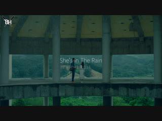 [KARAOKE] The Rose - She's In The Rain (рус. саб)