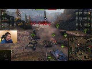 [LeBwa   World of Tanks] ВЕСЕЛАЯ БОЛЬ В РАНГОВЫХ БОЯХ