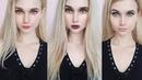 Как макияж меняет внешность 😱 3 топовых макияжа на каждый день Лисса