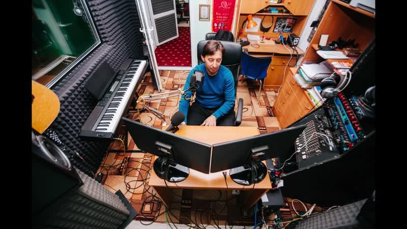 строительство студии Радиал рекордс