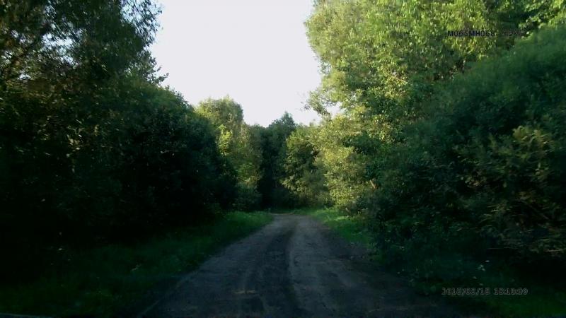 Проезд от родника к дороге Староюрьево - Сосновка.