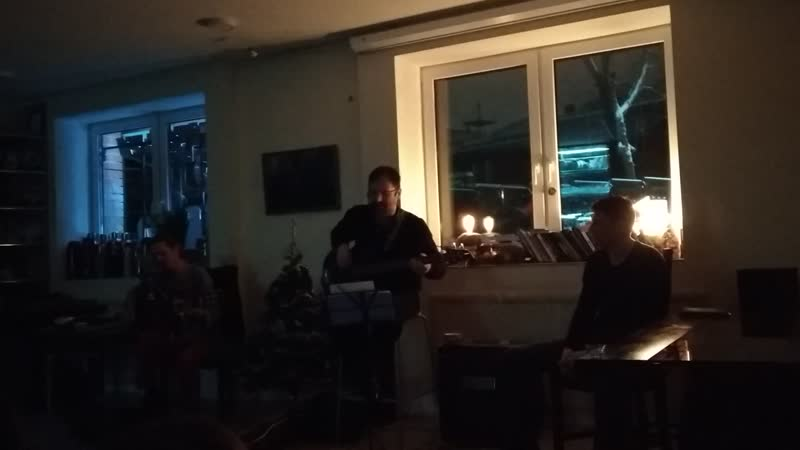 7 01 19 Рождественский концерт Константин Юдичев Илья Соковнин Сергей Зыков