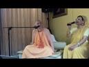 BVV Narasimha Swami Janmastami Celebration Lecture and Arati Taipei 03 09 2018