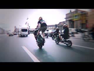 ОФНИК 乡 Moped