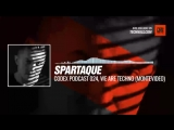 @Spartaque - The End Of The World, Codex 026 (Mollerussa, Spain) #Periscope #Techno #Music