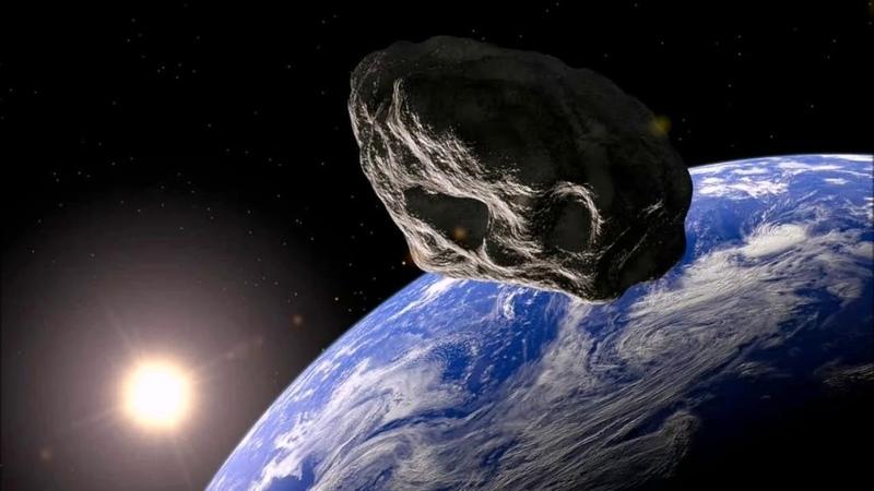 К Земле приближается комета смерти