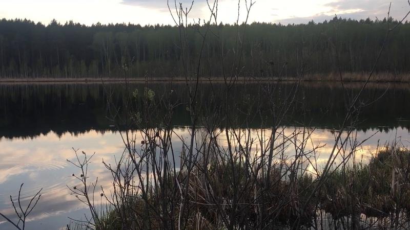 Озеро которого нет на карте.