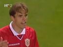 14.09.1999 Лига чемпионов 1 турнир 1 тур Манчестер Юнайтед (Англия) - Кроация (Хорватия) 0:0