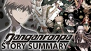 Danganronpa - What You Need to Know! Hopes Peak Story Summary