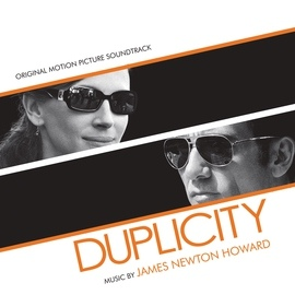 James Newton Howard альбом Duplicity