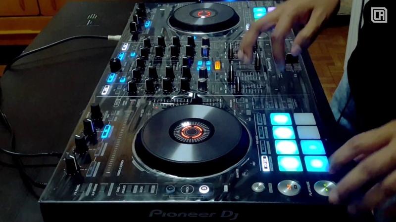 Pioneer DDJ-RX Rekordbox DJ | Pop Urbano 2017 | SEQUENCIER | Carlos Aleexis