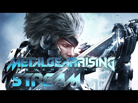 Metal Gear Rising: Revengeance - С-С-Слэшер | СТРИМ [FullHD 1080p60fps]
