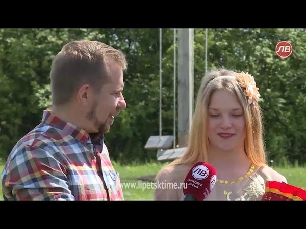 Пиры песни и пляски в Аргамаче Завалинка от 26 05 2018