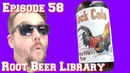 Cock Cola a Strong Cola Taste on Episode 58 of Root Beer Library